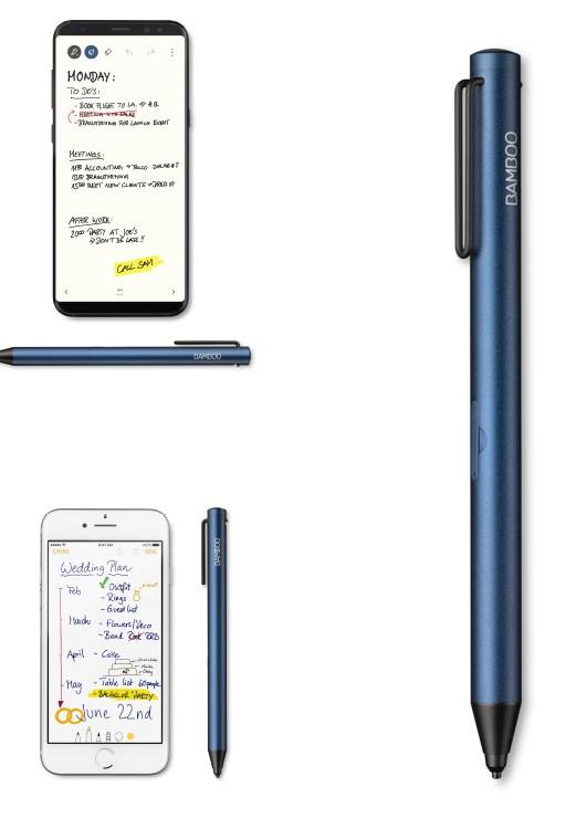Wacom Bamboo Tip  una penna per iOS e Android - Tech Station 2827f81c21fea