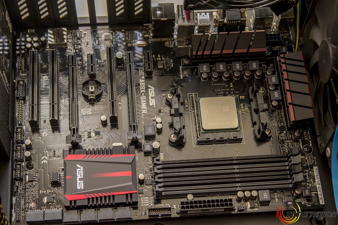 APU AMD A8-7650K e R7 240 Dual Graphics: Recensione - Tech