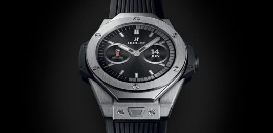 smartwatch hublot