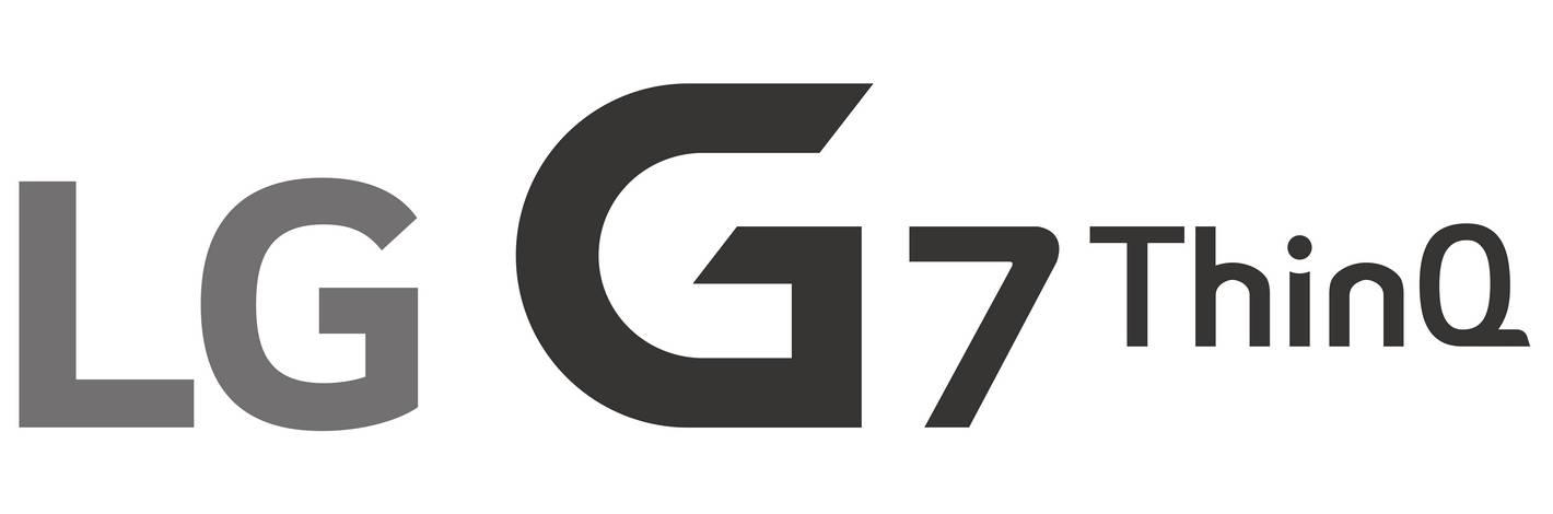 LG G7 logo official