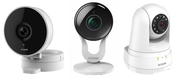 videocamere D-Link