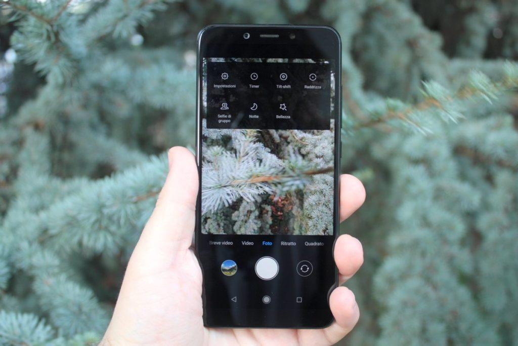 Xiaomi Mi A2 fotocamera