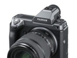 FUJIFILM GFX 100 Megapixels Concept