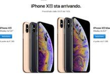 iphone xs prezzi